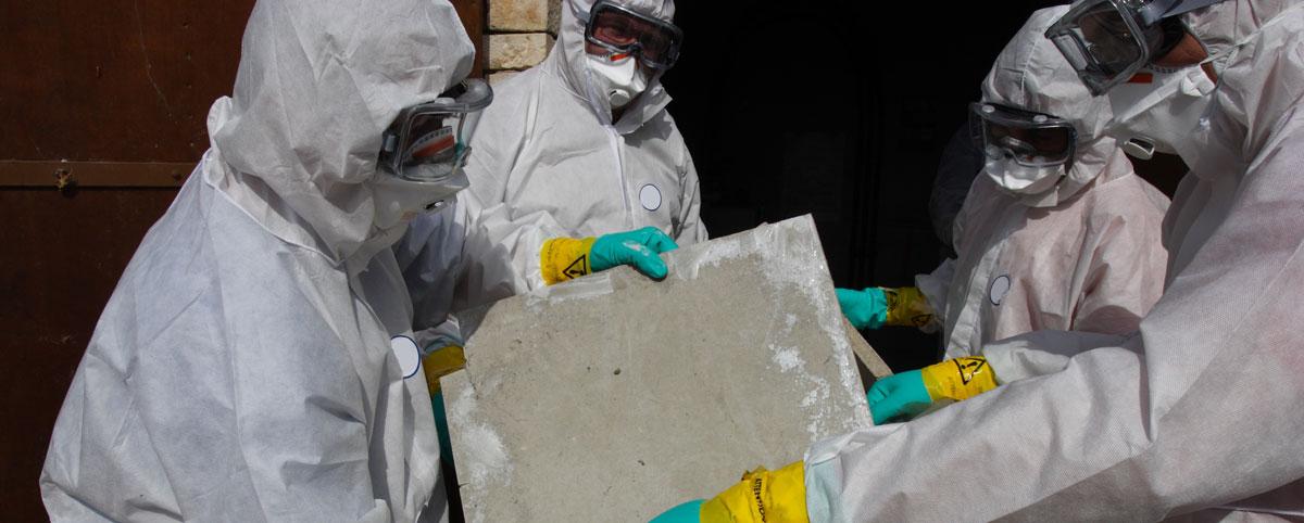 Fachgerechter Umgang mit Asbest München, Bayern