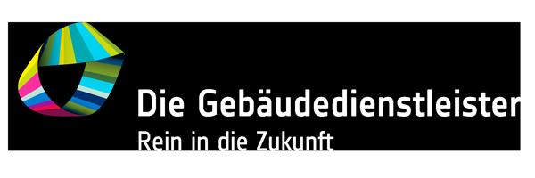 Logo Die Gebäudedienstleister - Rein in die Zukunft