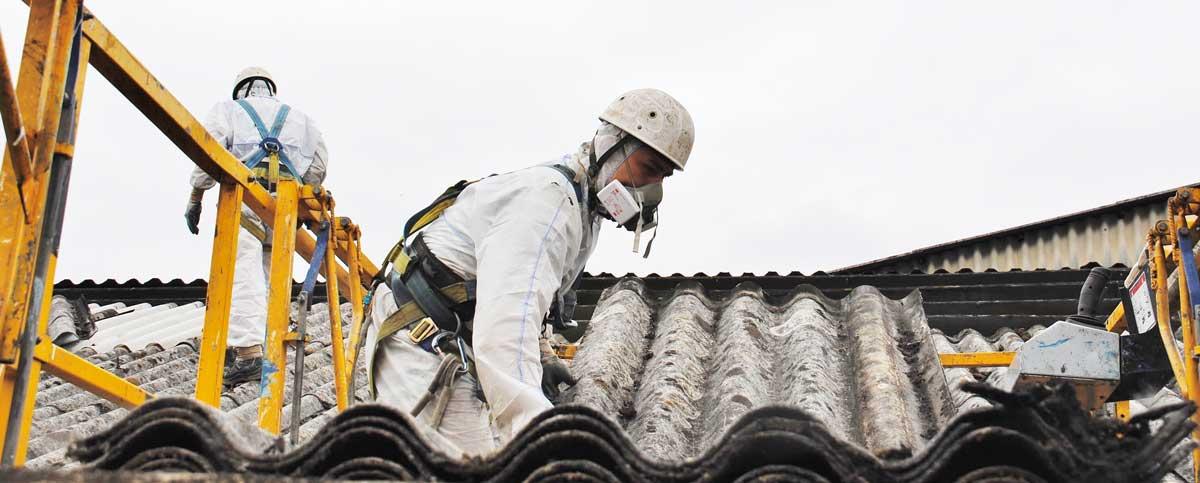 Asbest Ab- und Rückbau nach TRGS-519 München und ganz Bayern