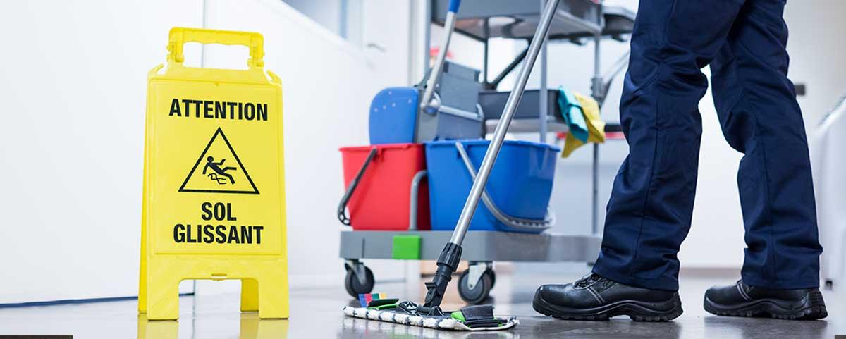 Unterhaltsreinigung München - Regelmäßige Reinigung in ganz Bayern